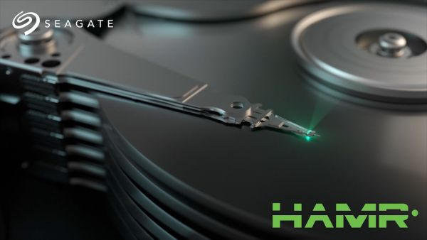 Seagate HAMR - Heat-Assisted Magnetic Recording